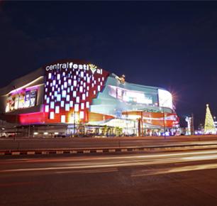十一逛泰国尚泰清迈假日商场 感受传统文化与时尚潮流的碰撞