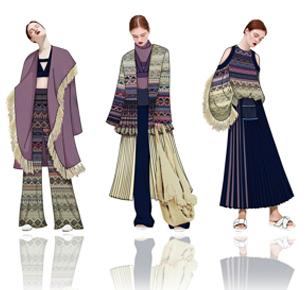 """""""尚无境 织未来""""2018羊毛针织新锐设计师大赛决赛入围名单出炉!"""
